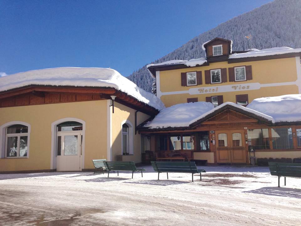 Hotel Vioz te boeken bij Europaski