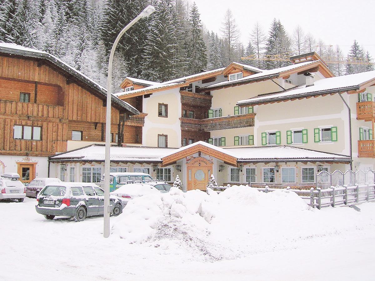Hotel Valacia aan de pisten, loipen en bij de lift!